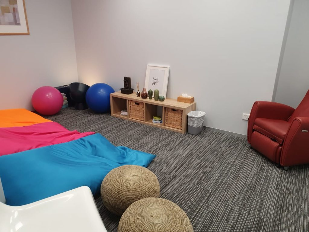 Adobe Singapore Meditation Room