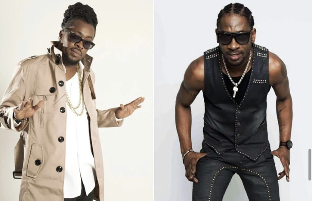 Beenie Man Bounty Killer
