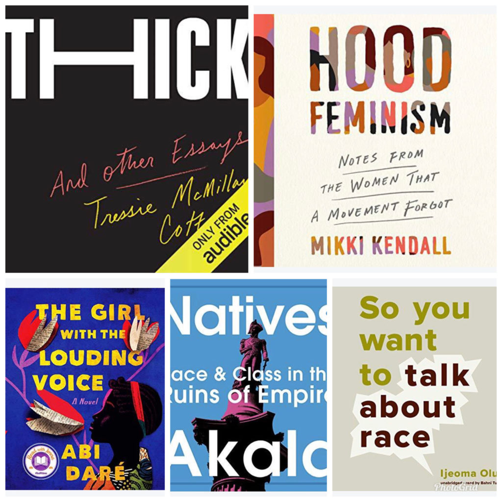 Books about race