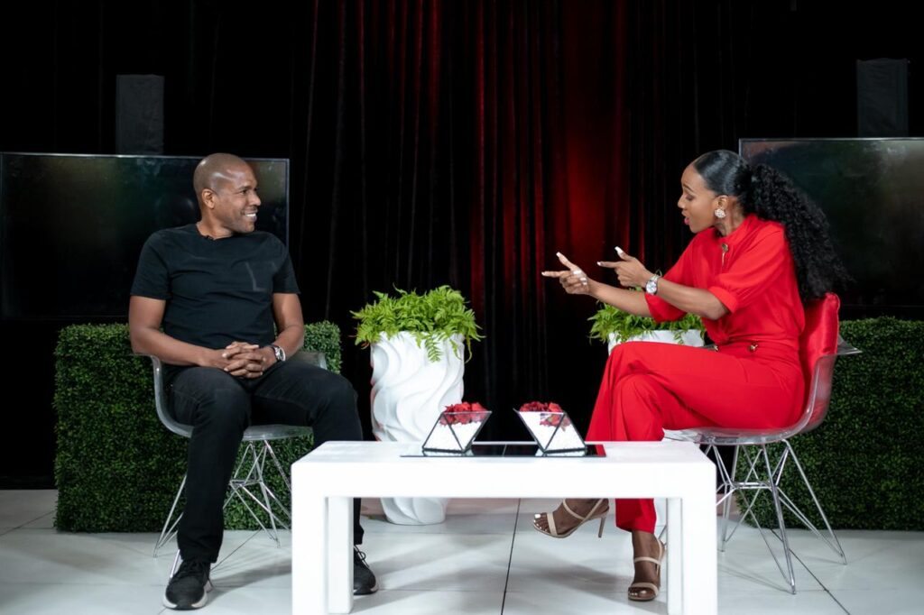 Chris Williams PROVEN discusses Success Mindset with Dr. Terri-Karelle  Reid