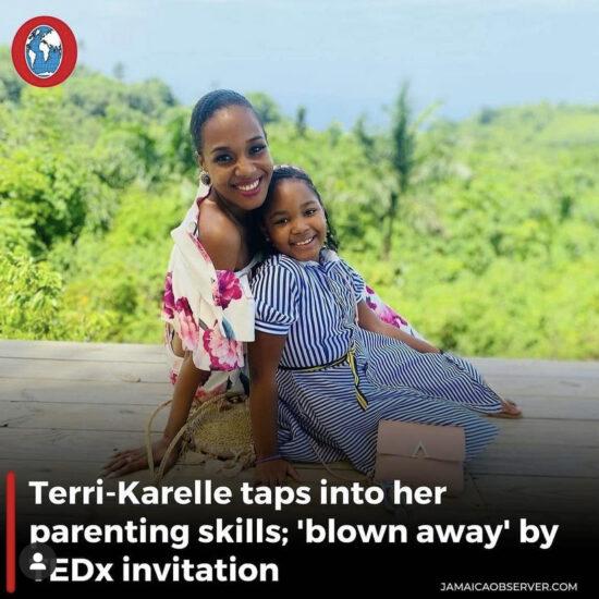 Terri-Karelle Reid Ted X